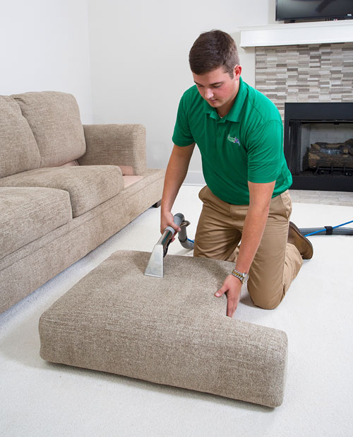 Absolute Chem-Dry professional upholstery cleaning